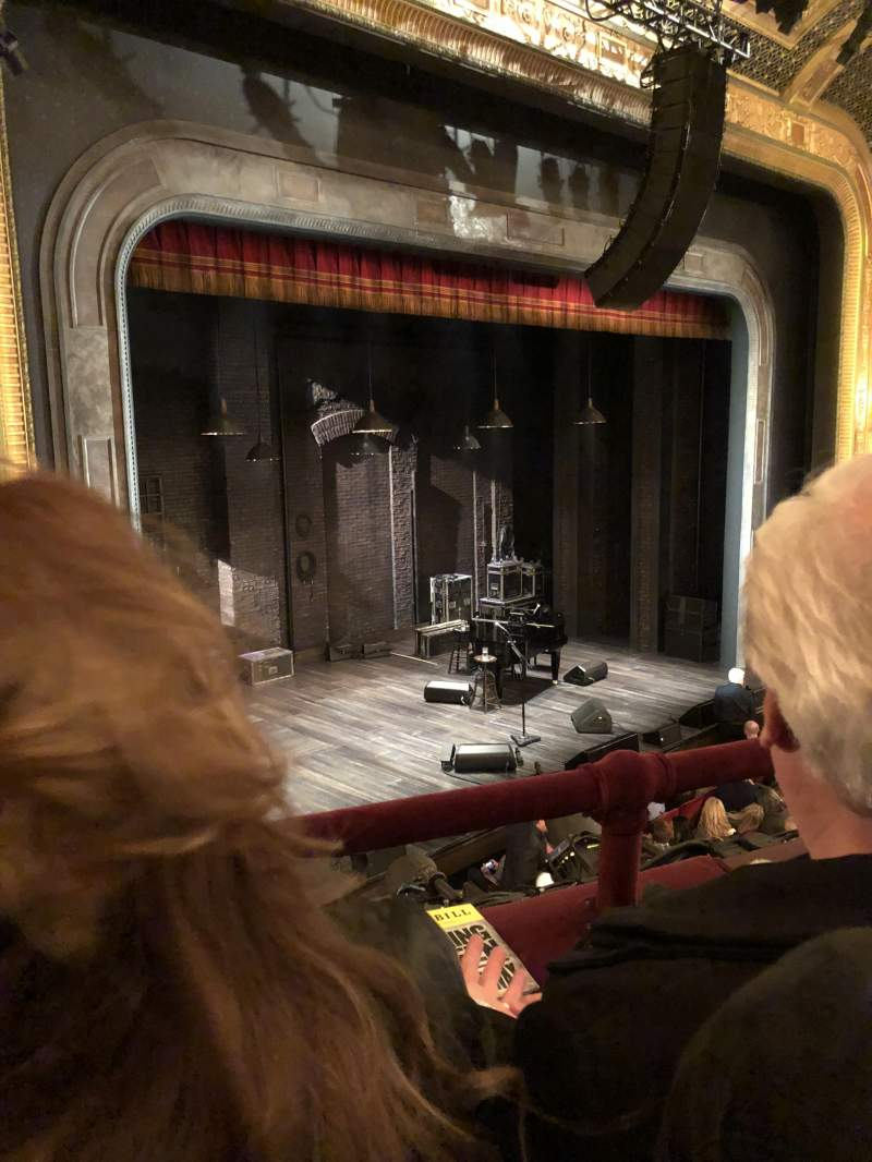 Walter Kerr Theatre, Abschnitt: MEZZL, Reihe: B, Platz: 23