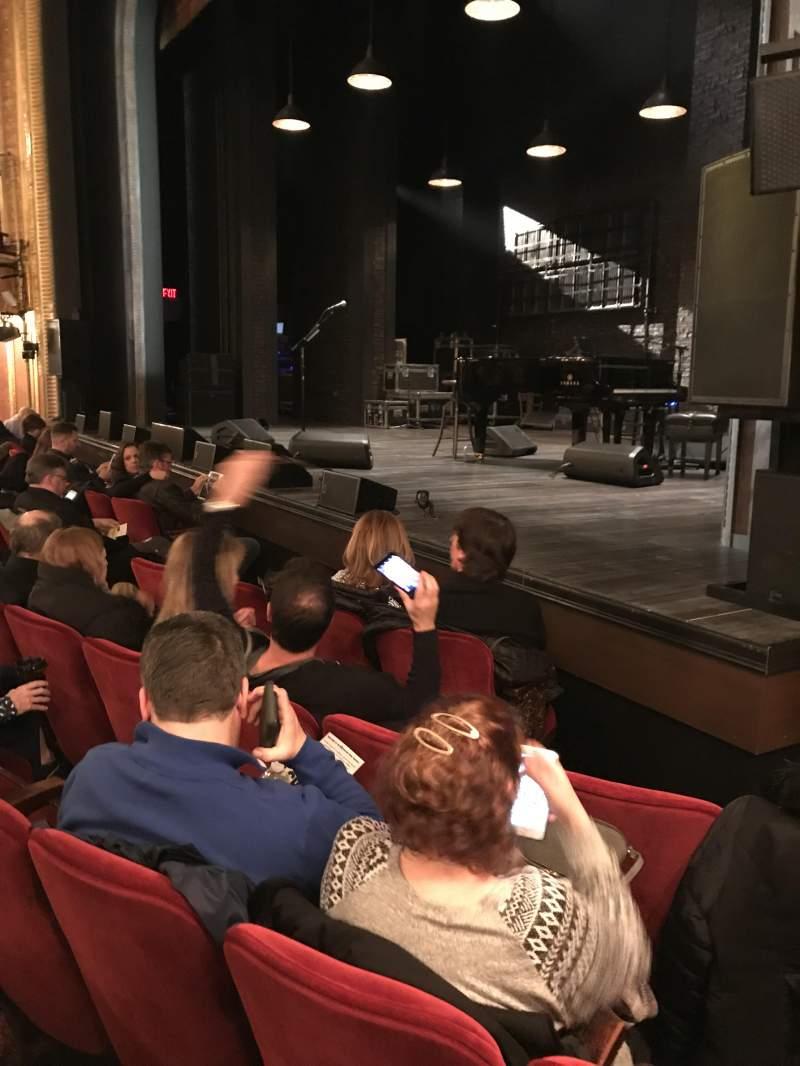 Walter Kerr Theatre, Abschnitt: Orch Right, Reihe: F, Platz: 16
