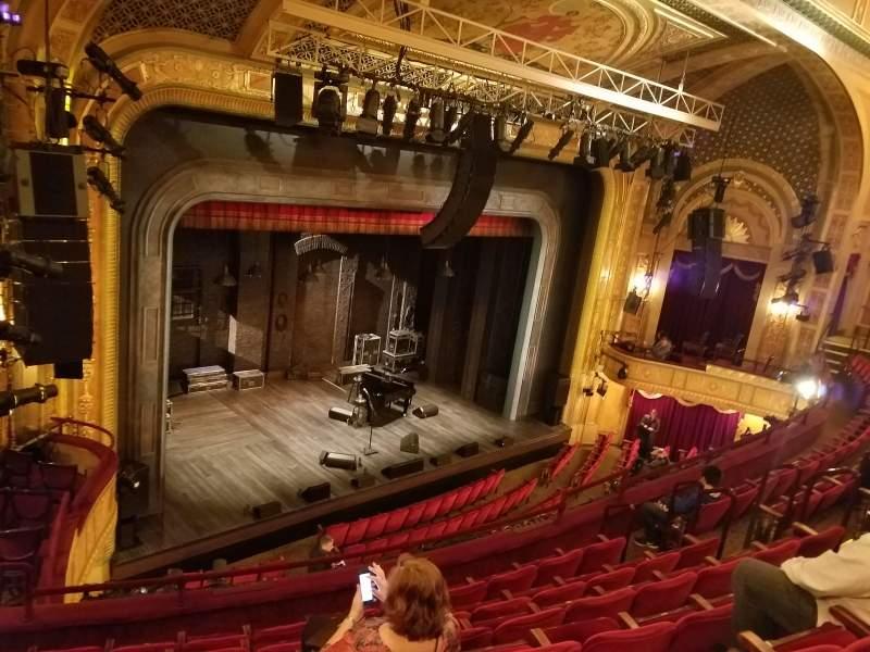 Walter Kerr Theatre, Abschnitt: Left Mezzanine, Reihe: G, Platz: 25