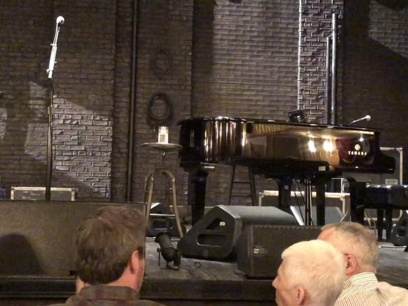 Walter Kerr Theatre, Abschnitt: Orchestra center, Reihe: D, Platz: 108