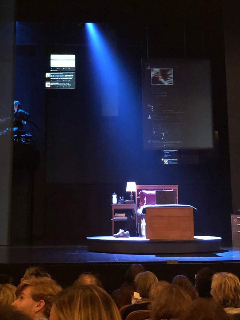 Music Box Theatre, Abschnitt: Orchestra, Reihe: H, Platz: 18