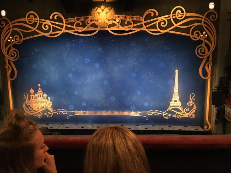 Broadhurst Theatre, Abschnitt: Mezzanine, Reihe: C, Platz: 111