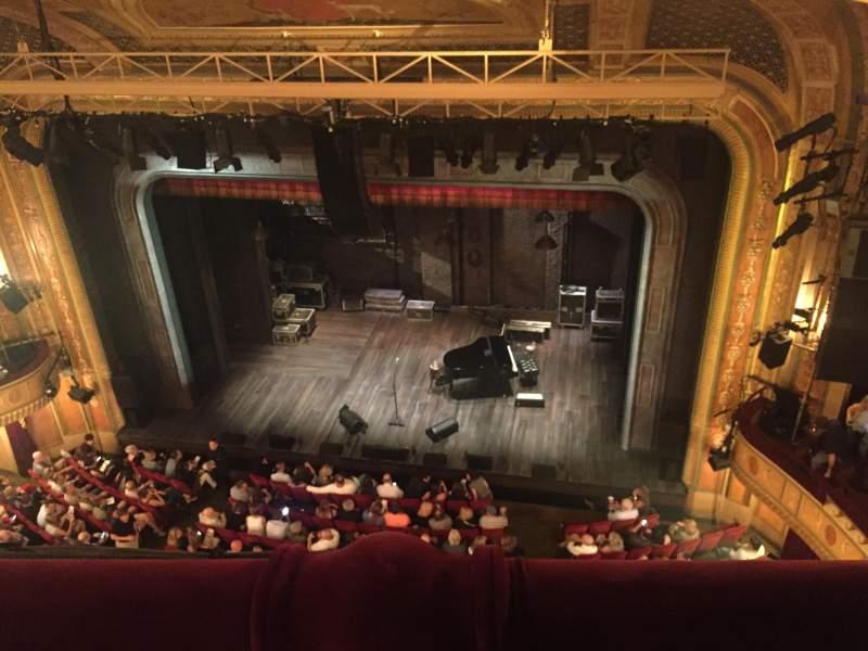 Walter Kerr Theatre, Abschnitt: Balcony Rght, Reihe: A, Platz: 14