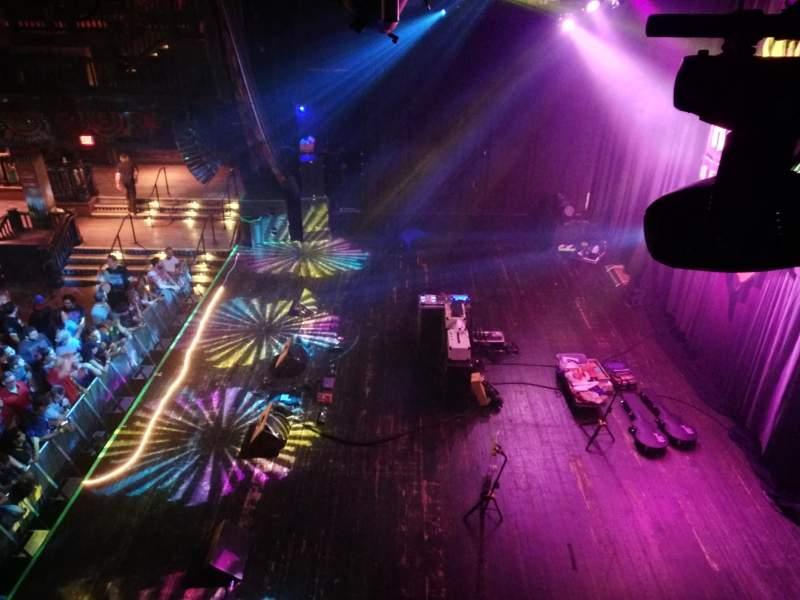 House Of Blues - Orlando, Abschnitt: VIP opera box