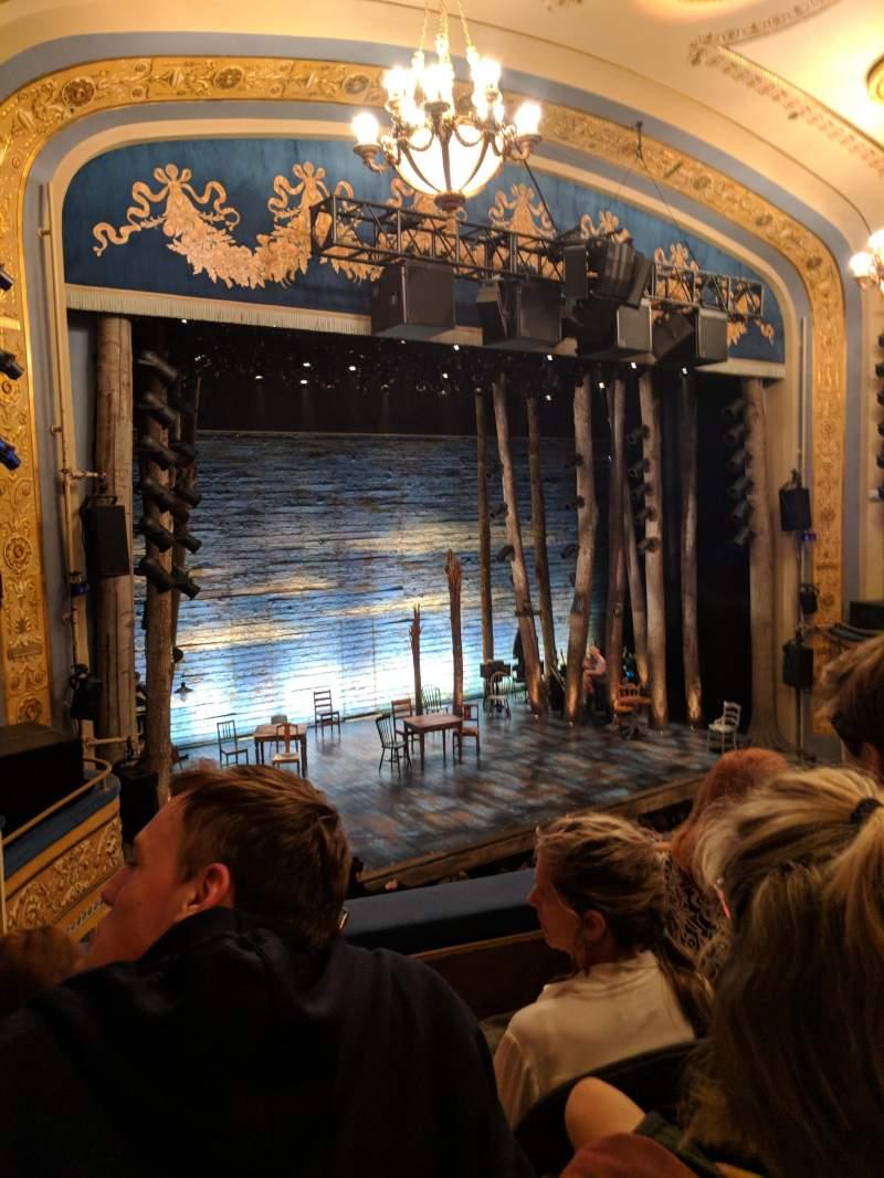 Gerald Schoenfeld Theatre, Abschnitt: Mezzanine, Reihe: C, Platz: 15