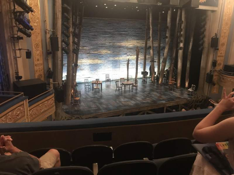 Gerald Schoenfeld Theatre, Abschnitt: Left Mezz, Reihe: D, Platz: 9-11