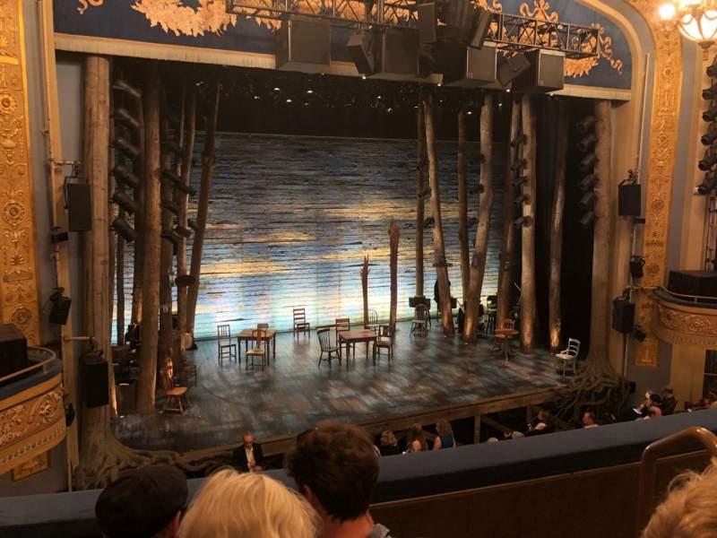 Gerald Schoenfeld Theatre, Abschnitt: Mez, Reihe: C, Platz: 5
