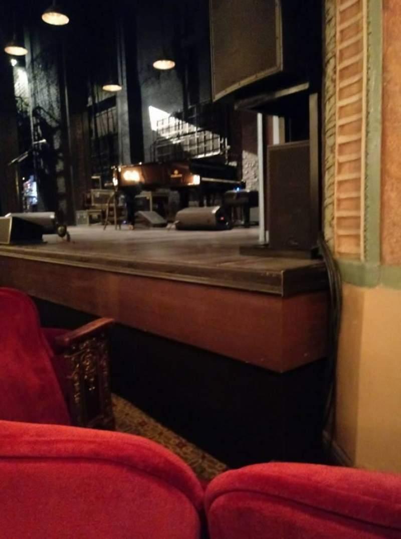 Walter Kerr Theatre, Abschnitt: ORCH R, Reihe: D, Platz: 14