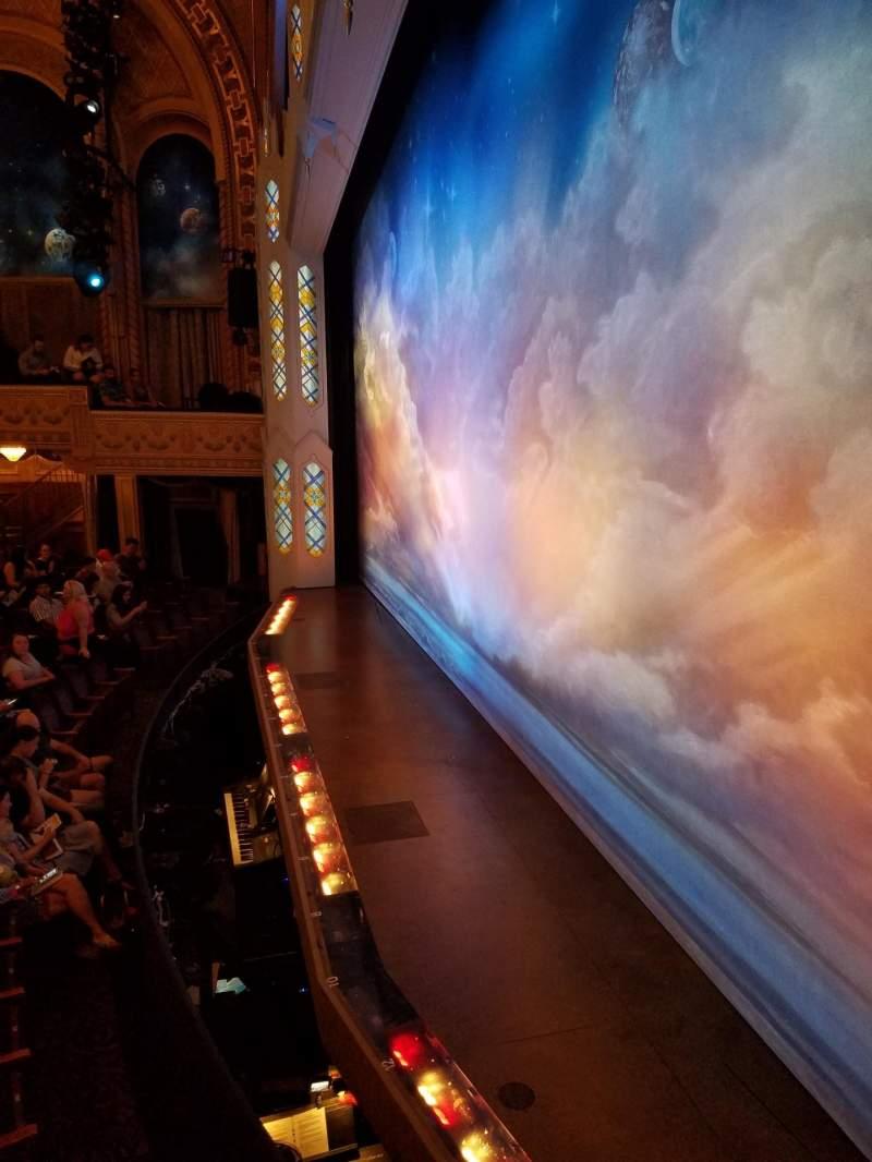 Eugene O'Neill Theatre, Abschnitt: RT Box 1, Reihe: A, Platz: 1 and 2