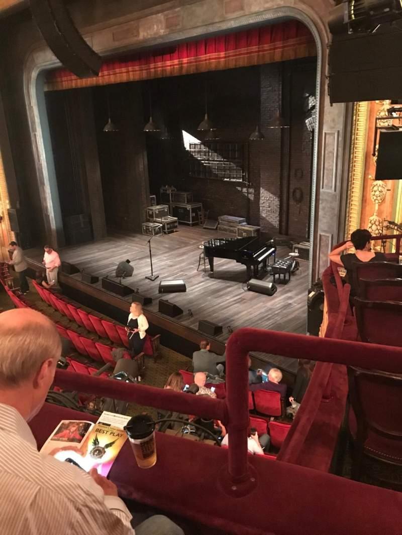 Walter Kerr Theatre, Abschnitt: Mezz - Right, Reihe: B, Platz: 24