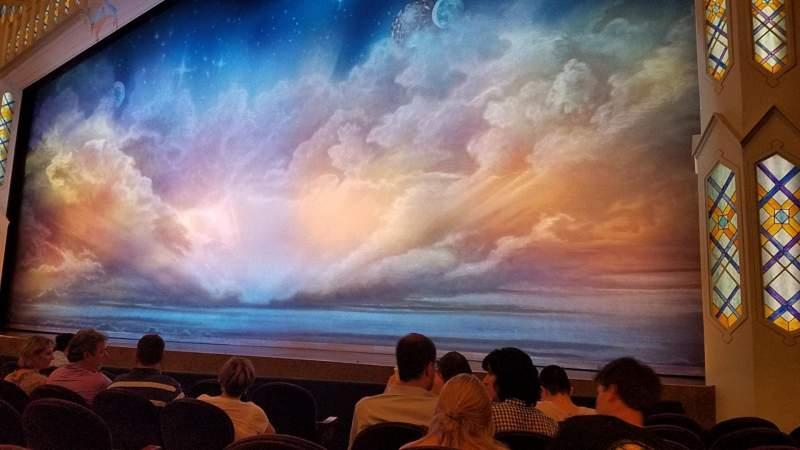 Eugene O'Neill Theatre, Abschnitt: orchestra right, Reihe: g, Platz: 8