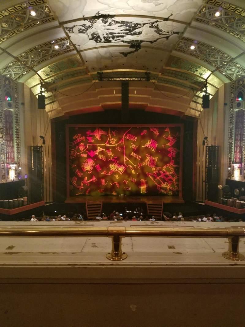 The Bushnell Center for the Performing Arts - Mortensen Hall, Abschnitt: Mezzanine, Reihe: D, Platz: 309