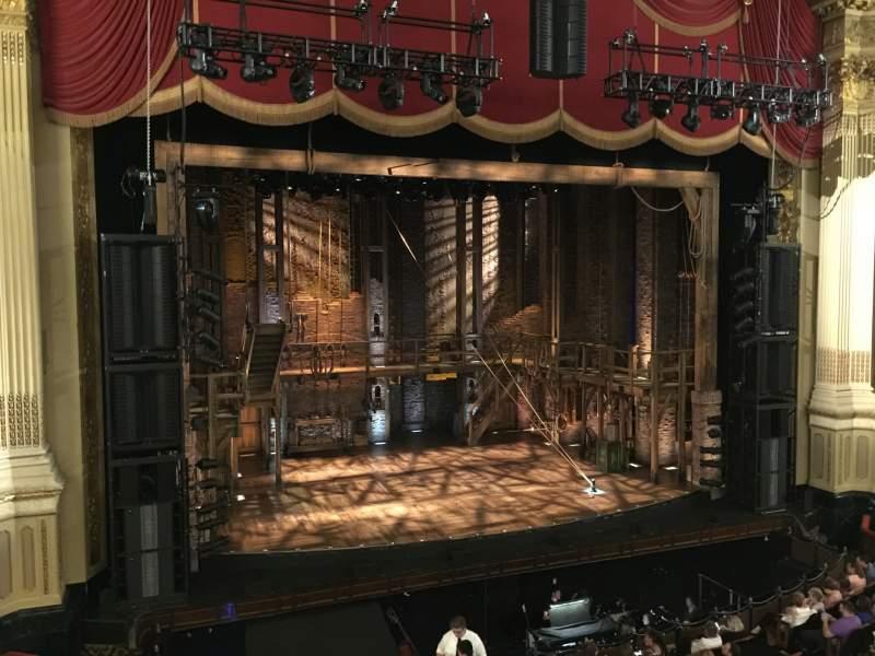 Sitzplatz-Aussicht für Boston Opera House Abschnitt Dress Circle Left Center Reihe AA Platz 13