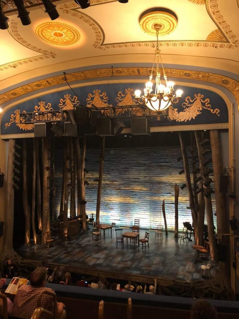 Gerald Schoenfeld Theatre, Abschnitt: MEZZO, Reihe: E, Platz: 4