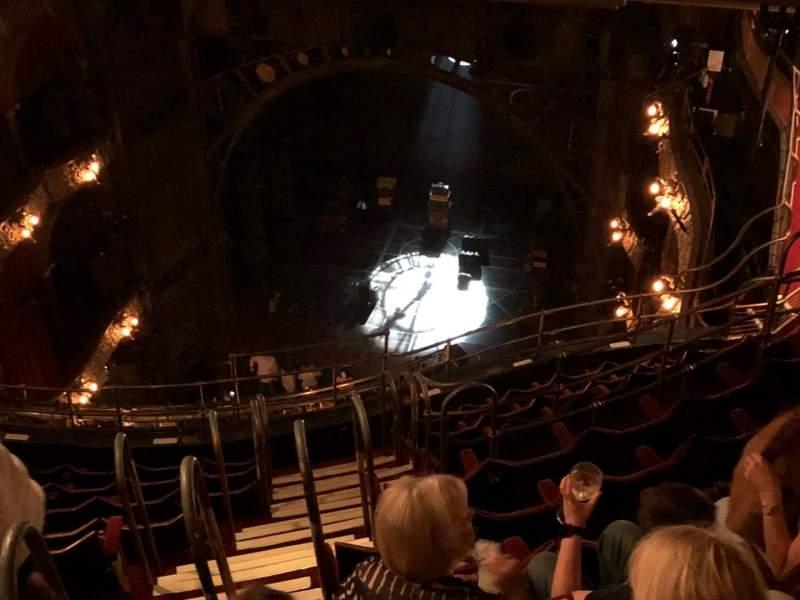 Palace Theatre (West End), Abschnitt: Balcony, Reihe: L, Platz: 5