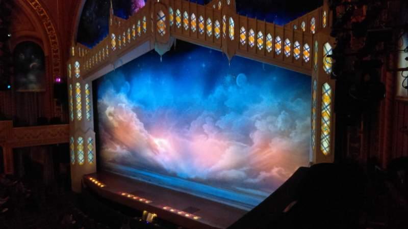 Eugene O'Neill Theatre, Abschnitt: Mezzanine, Reihe: B, Platz: 28