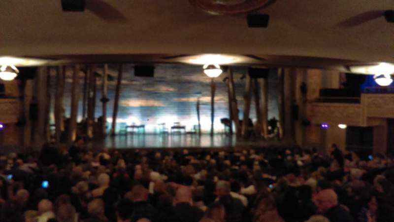 Gerald Schoenfeld Theatre, Abschnitt: Standing Room, Platz: 104
