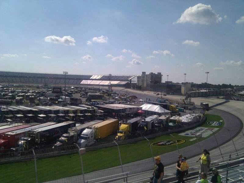 Dover International Speedway, Abschnitt: 206, Reihe: 9, Platz: 9