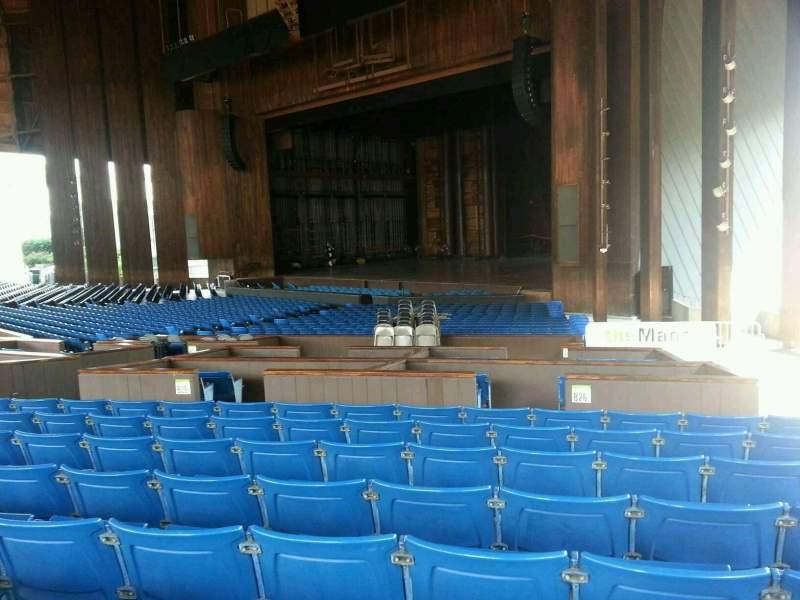 Sitzplatz-Aussicht für The Mann Abschnitt orchestra b Reihe h Platz 70