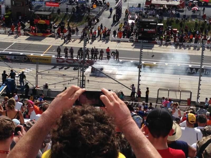 Dover International Speedway, Abschnitt: 251, Reihe: 46, Platz: 6