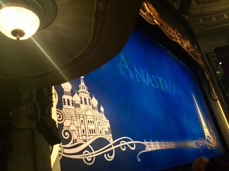 Broadhurst Theatre, Abschnitt: OrchPV, Reihe: D, Platz: 17