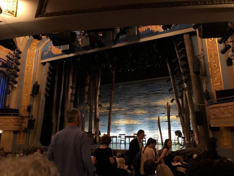 Gerald Schoenfeld Theatre, Abschnitt: ORCHO, Reihe: N, Platz: 6