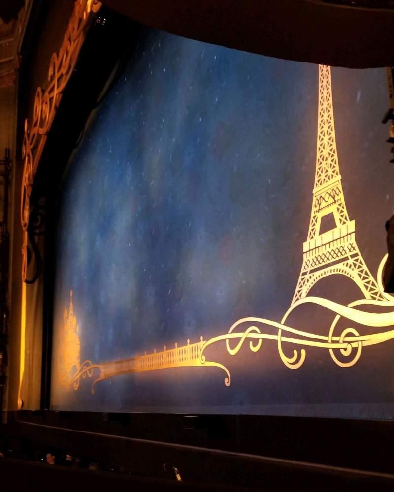 Broadhurst Theatre, Abschnitt: Orch, Reihe: C, Platz: 16