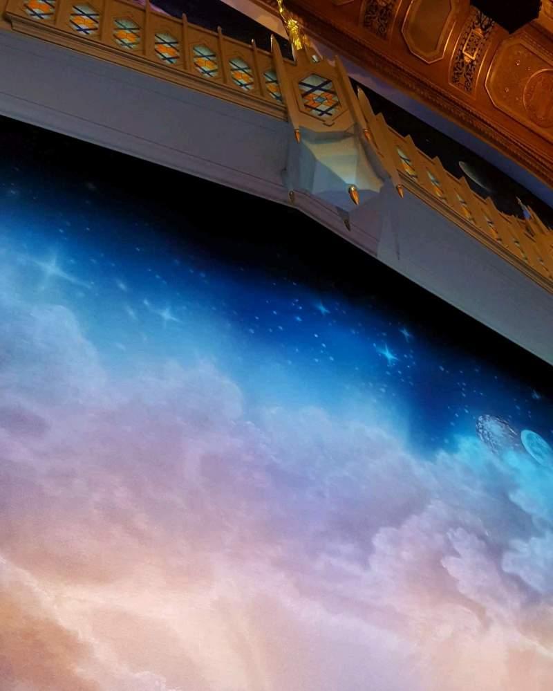 Eugene O'Neill Theatre, Abschnitt: Orch, Reihe: A, Platz: 113