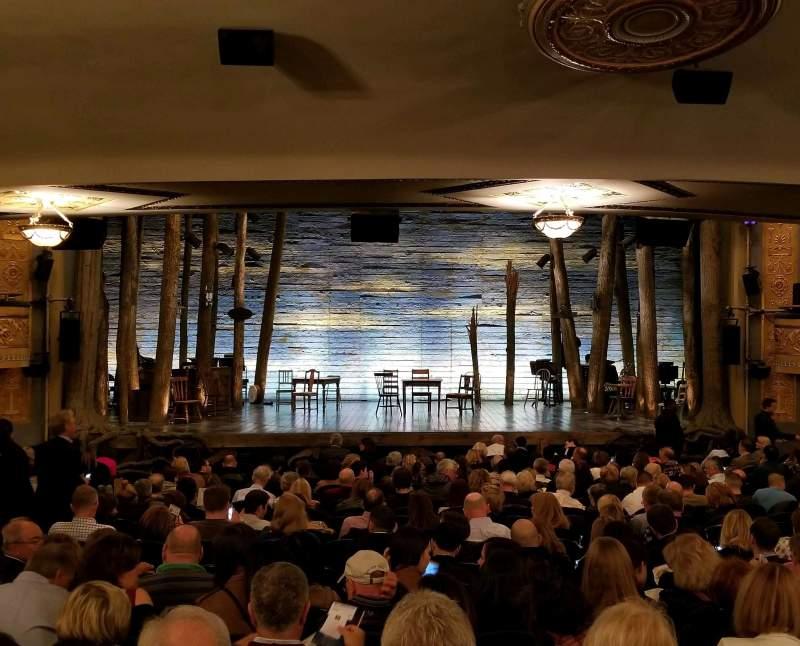 Gerald Schoenfeld Theatre, Abschnitt: SRO, Platz: 103