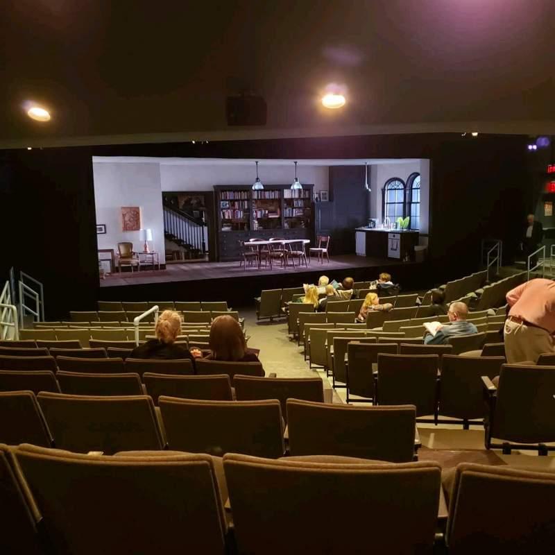 Sitzplatz-Aussicht für Laura Pels Theatre Abschnitt Orch Reihe Q Platz 5