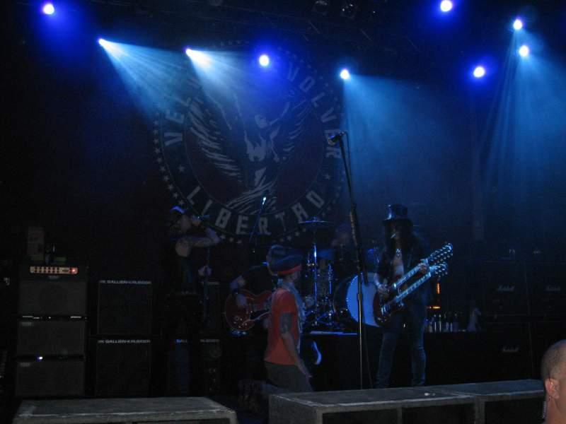The Joint at Hard Rock Las Vegas, Abschnitt: GA, Reihe: Baracade