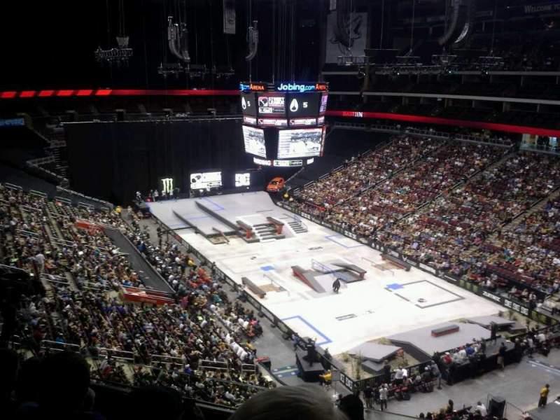 Gila River Arena, Abschnitt: 226, Reihe: E, Platz: 11