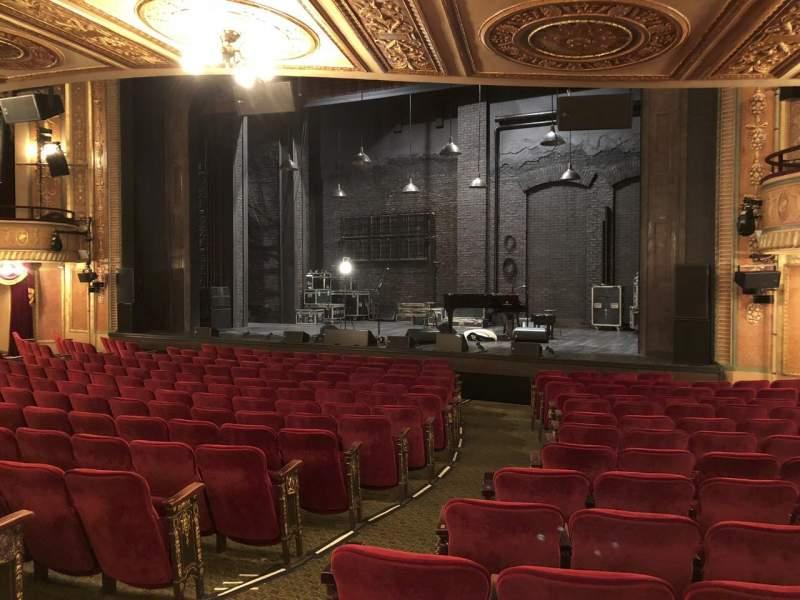 Walter Kerr Theatre, Abschnitt: Orch R, Reihe: Q, Platz: 4