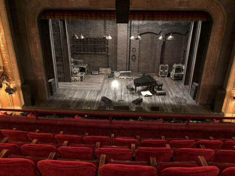 Walter Kerr Theatre, Abschnitt: Mezz C, Reihe: E, Platz: 107