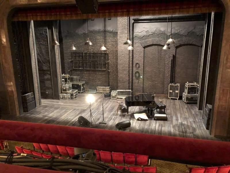 Walter Kerr Theatre, Abschnitt: Mezz C, Reihe: A, Platz: 103