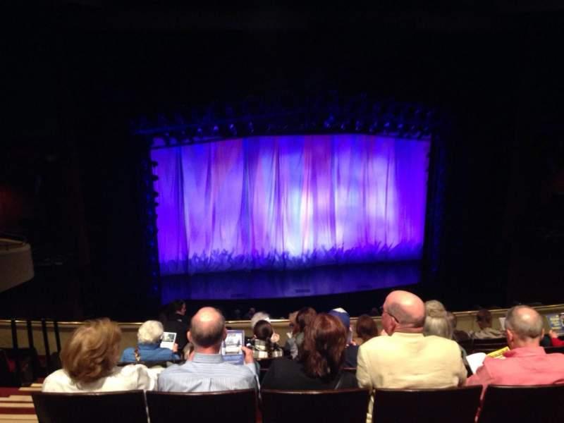 Marquis Theatre, Abschnitt: MEZZC, Reihe: H, Platz: 102