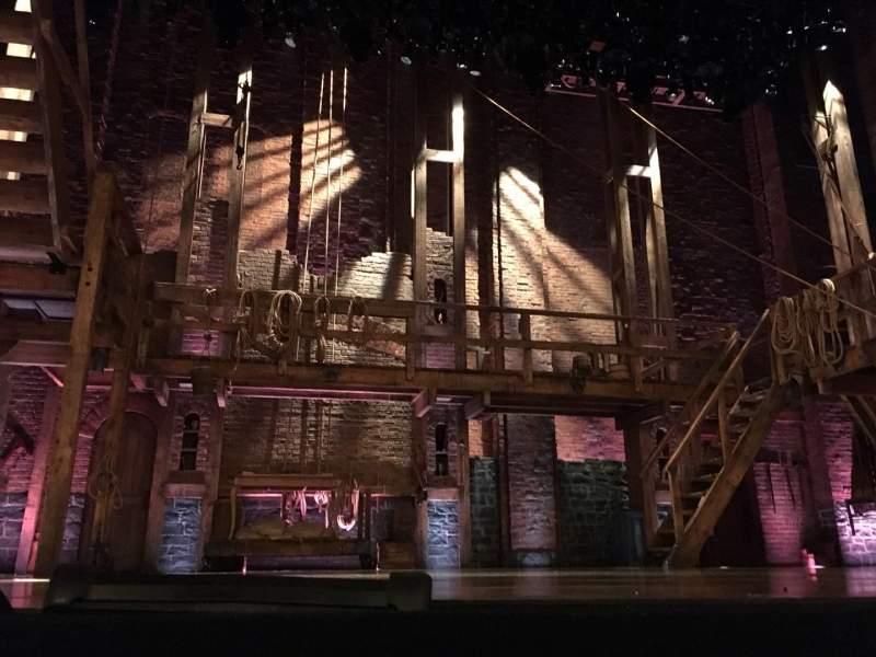 Sitzplatz-Aussicht für Richard Rodgers Theatre Abschnitt ORCC Reihe CC Platz 111 And 11