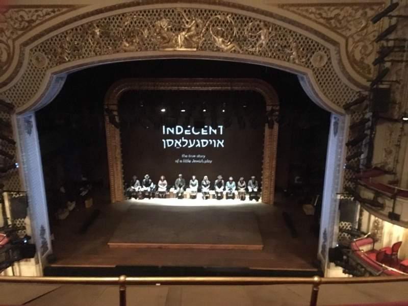Sitzplatz-Aussicht für Cort Theatre Abschnitt BALCC Reihe C Platz 109 And 11
