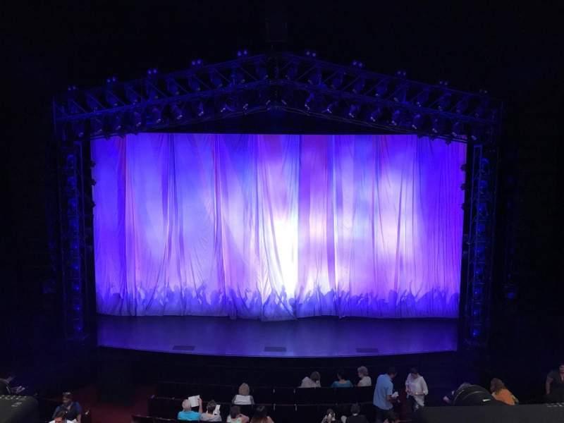 Marquis Theatre, Abschnitt: MEZZC, Reihe: A, Platz: 110 And 11