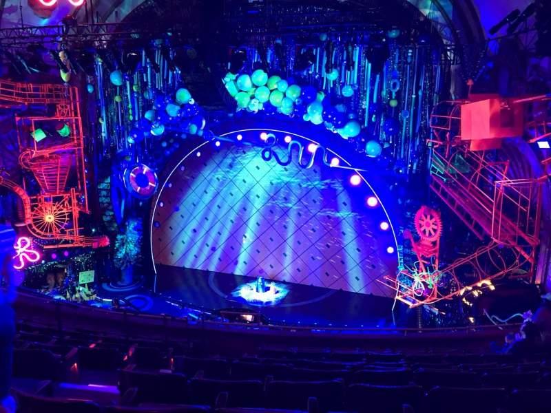 Sitzplatz-Aussicht für Palace Theatre (Broadway) Abschnitt MEZZC Reihe J Platz 126 And 12
