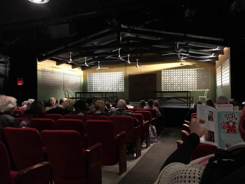 Sitzplatz-Aussicht für Lucille Lortel Theatre Abschnitt ORCR Reihe J Platz 2,4 And 6