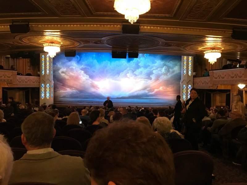 Eugene O'Neill Theatre, Abschnitt: Standing Room, Reihe: None, Platz: 101 And 102