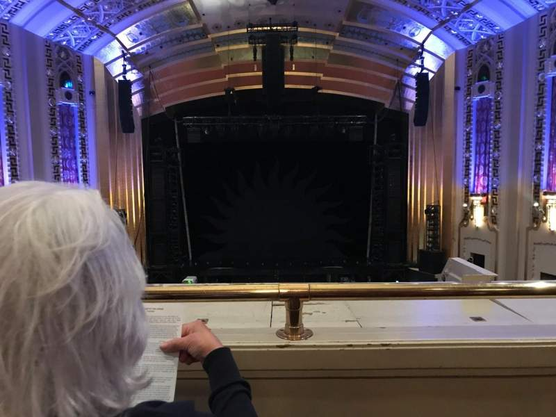 The Bushnell Center for the Performing Arts - Mortensen Hall, Abschnitt: MEZZC, Reihe: D, Platz: 307 And 308
