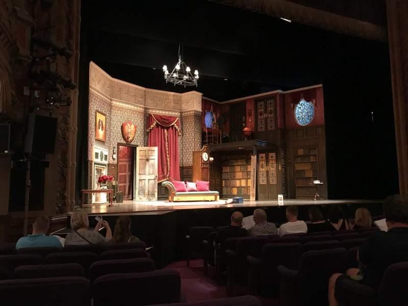 Lyceum Theatre (Broadway), Abschnitt: ORCL, Reihe: J, Platz: 3 And 5