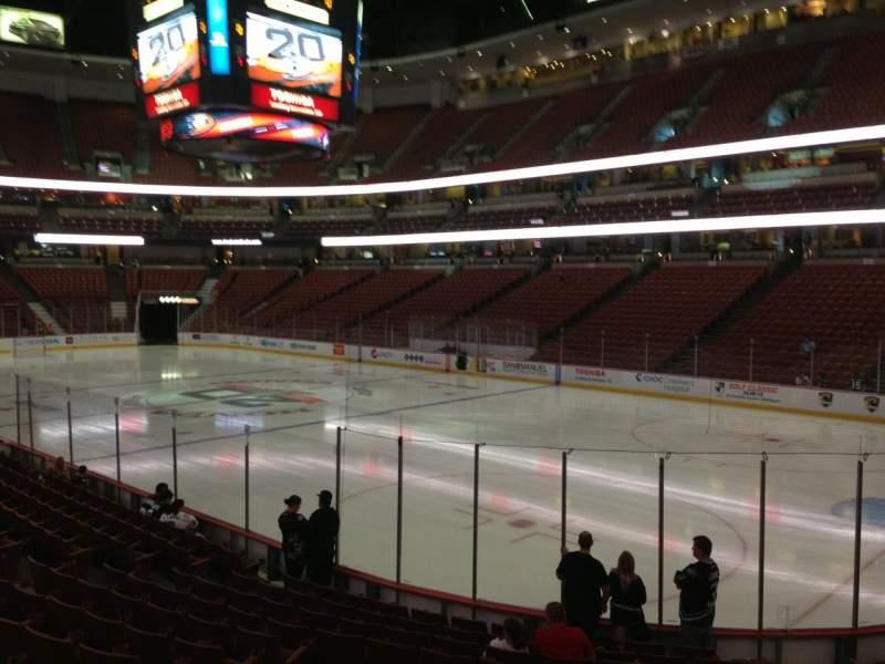 Honda Center, Abschnitt: 204, Reihe: N, Platz: 8