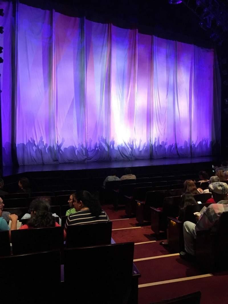 Marquis Theatre, Abschnitt: Orch L, Reihe: J, Platz: 3