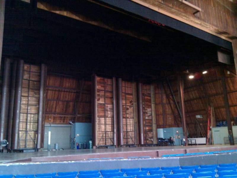 Sitzplatz-Aussicht für The Mann Abschnitt orchestra a Reihe k Platz 19