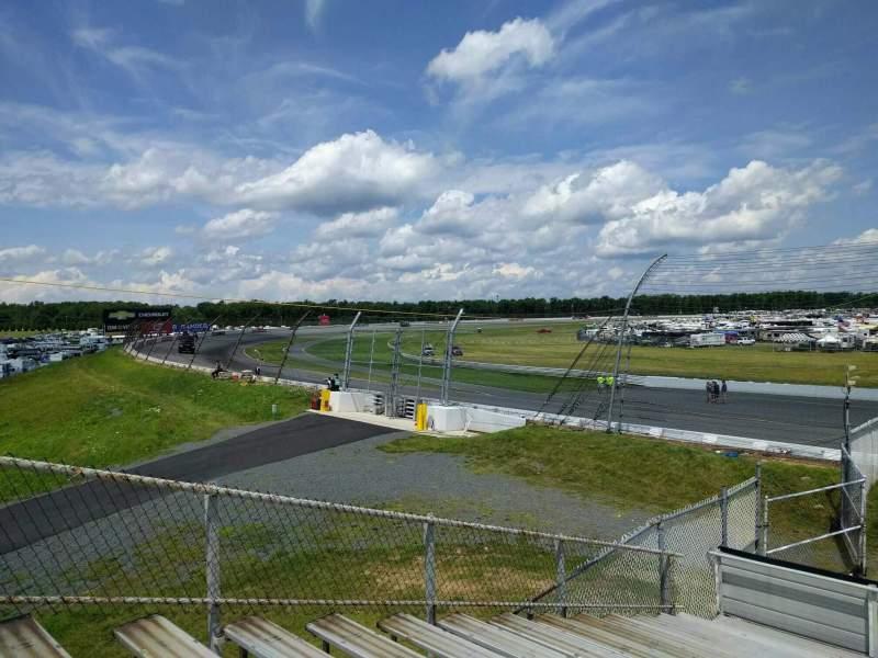 Pocono Raceway, Abschnitt: 146, Reihe: 15, Platz: 7