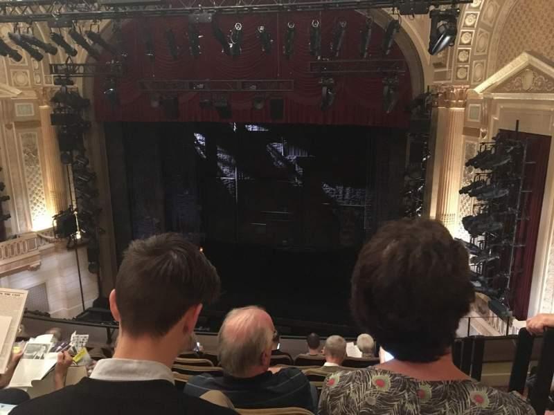 Sitzplatz-Aussicht für Samuel J. Friedman Theatre Abschnitt Mezzanine Reihe E Platz 120