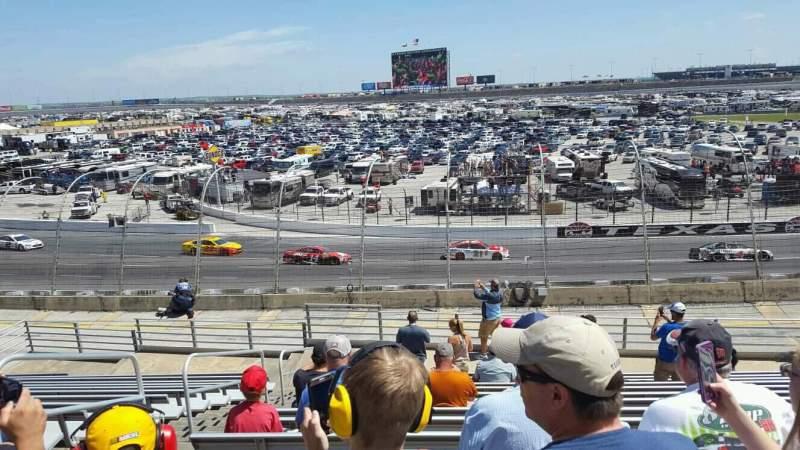 Sitzplatz-Aussicht für Texas Motor Speedway Abschnitt 137 Reihe 25 Platz 3